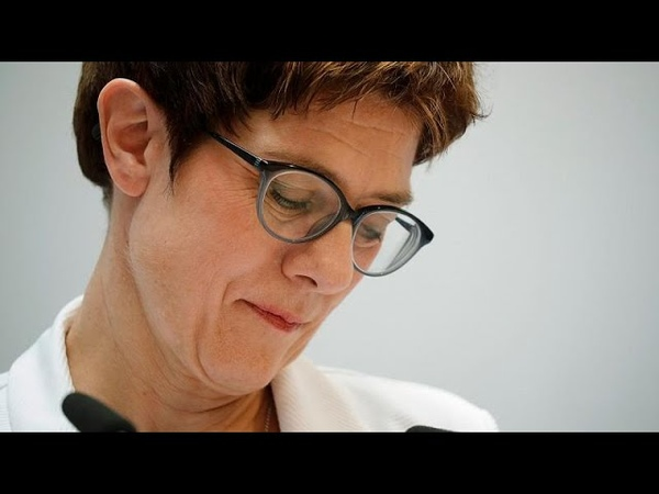 Youtuber starten Petition gegen CDU Chefin Kramp Karrenbauer