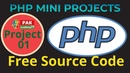PHP: Crud Application (Mini Project) by Students (Project 1)