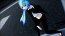 MMD Anime Dance Tayn 3D/3D Аниме танцы тян Miku Hatsune .