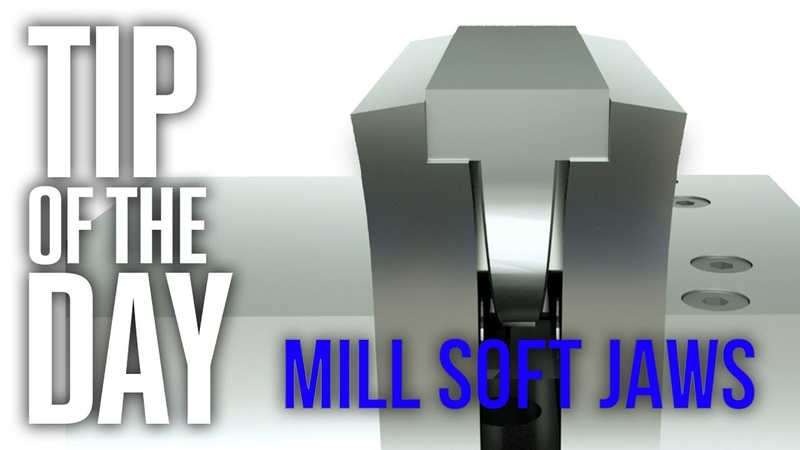 Mill Soft Jaws The Proper Way to Make and Use Them – Haas Automation Tip of the Day