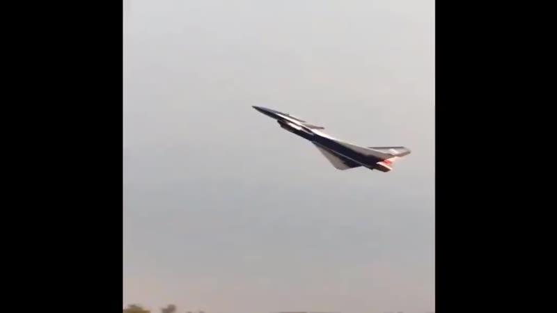 Сумасшедшое пилотирование