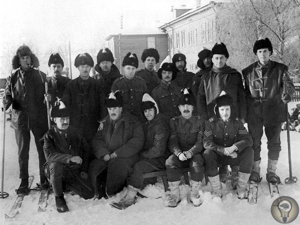Гражданская война на Севере России На Русском Севере Гражданскую войну спровоцировала британская интервенция. Пришли англичане с разрешения большевиков, но им же пришлось с ними воевать. 6 марта