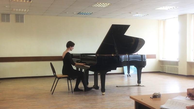 Schubert - Sonata in A op. 120, Andante