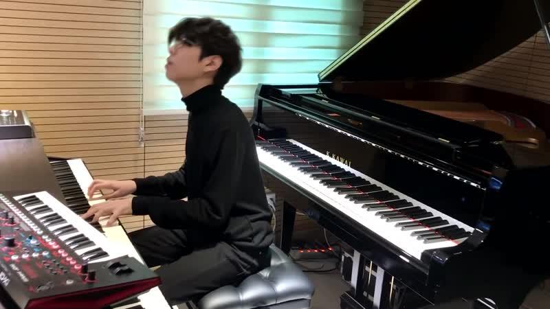 BTS - Euphoria. Yohan Kim cover.