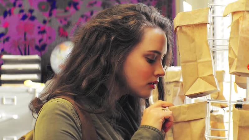 Hannah Baker • Some of you cared...None of you cared enough.