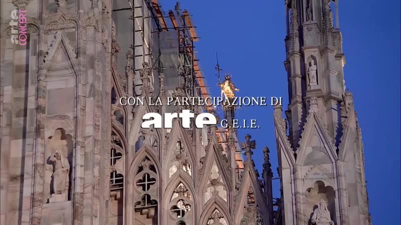 Concert de la place du Dôme de Milan 2019