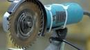 Стойка для болгарки Making angle grinder stand