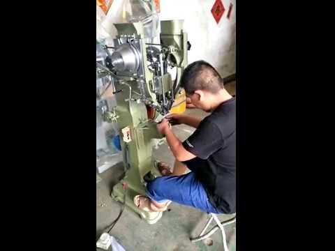 Dual Head Fixed Distance Auto Feeding Riveting Machine For Fan Blade