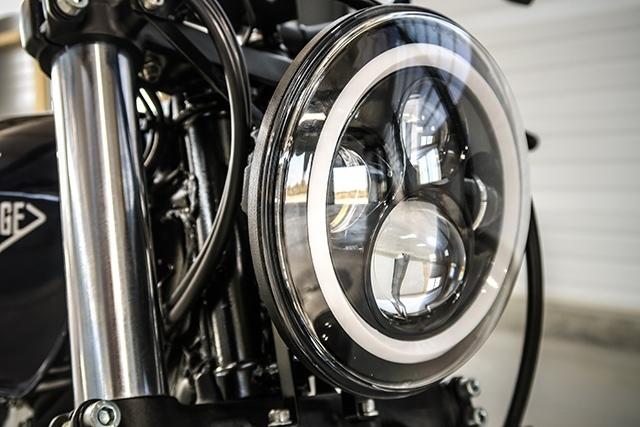 Forge Motorcycles: кастом Honda NX650 Dominator