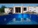 Дом с бассейном, а есть ли там арматура? Тыковка в 4k