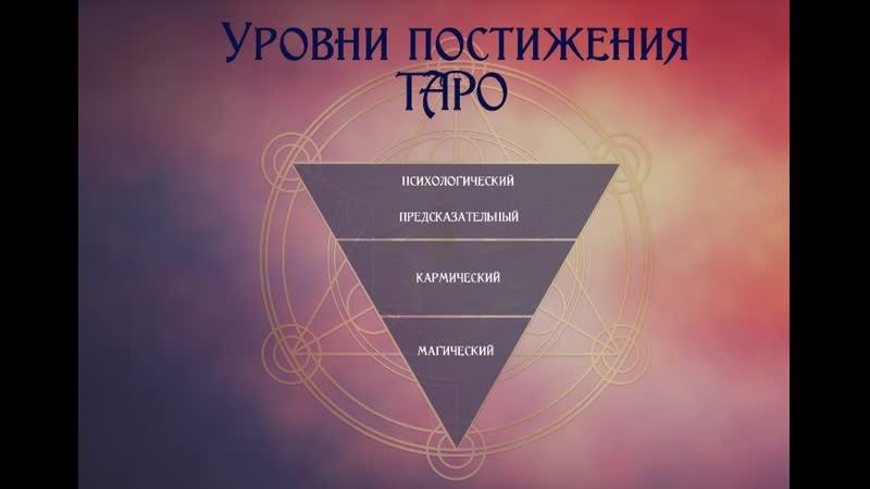 ТАРО как научиться гадать Ирен Якименко