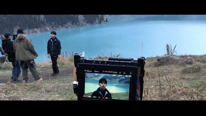 샘김 Sam Kim in Kazakhstan 2|Behind Video