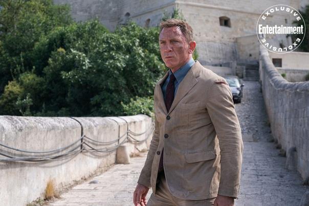 Крэйг, Райт, Сейду и другие на свежих кадрах из шпионского боевика «007: Не время умирать» Релиз в РФ ожидается 9