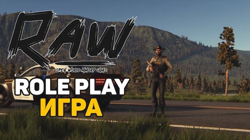 RAW Role Play игра Немного информации об игре