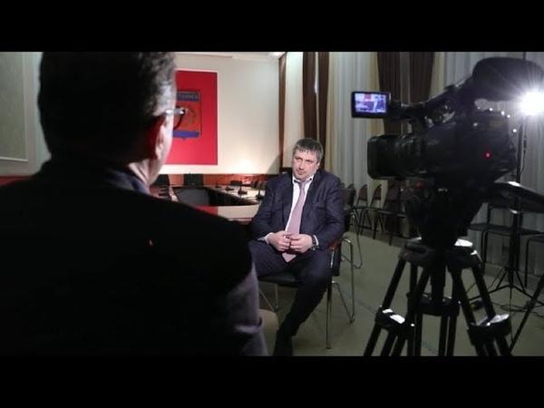 Продолжение интервью мэра Дзержинска Носкова журналисту Григорьеву