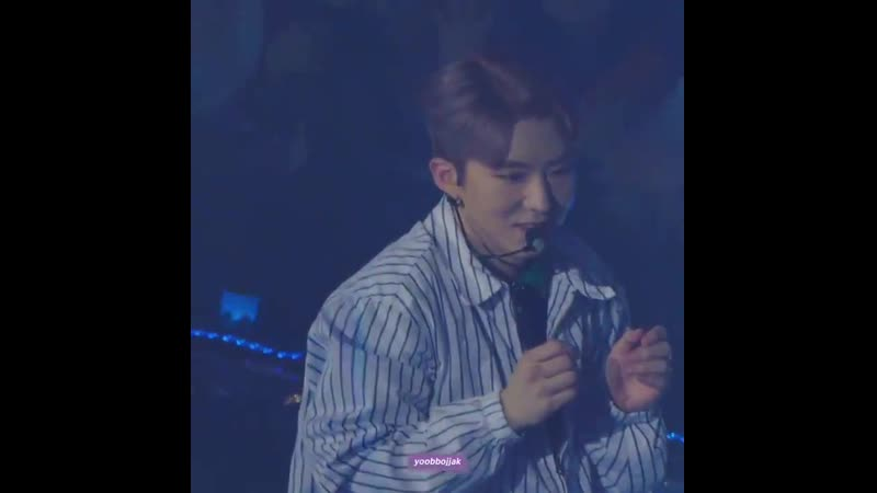 [VK][190414] MONSTA X fancam - Ill Be There (Kihyun focus) @ The 3rd World Tour We Are Here in Seoul D-2