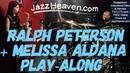 *Jazz Drum Set* Mastery Ralph Peterson Quartet feat Melissa Aldana Drum Video