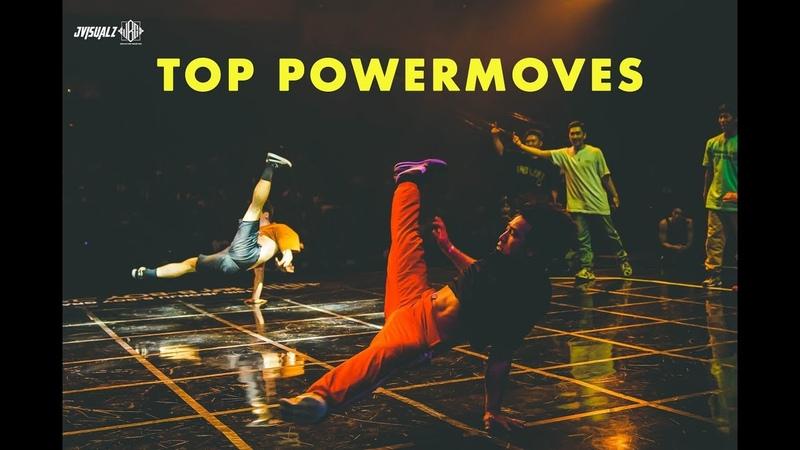 Top Powermoves | JEONJU B BOY GRAND PRIX 2019