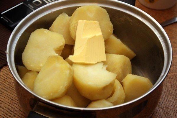 Готовим картофельные котлеты на ужин!