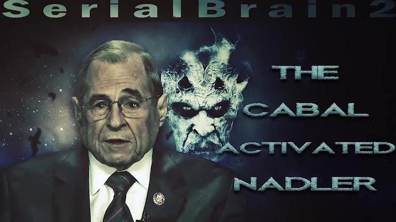 SerialBrain2 - Der geheime Grund, warum Nadler will, dass Barr das Gesetz bricht