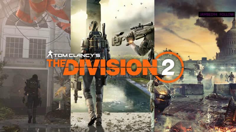 Агенты в поле - Tom Clancy's The Division 2 Ubisoft TomClancys TheDivision2