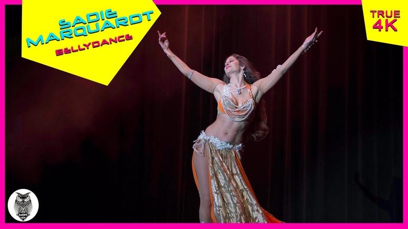 SADIE MARQUARDT epic Belly Dancer, at The Massive Spectacular! [True 4K]