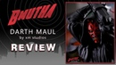 Review Darth Maul by XM Studios