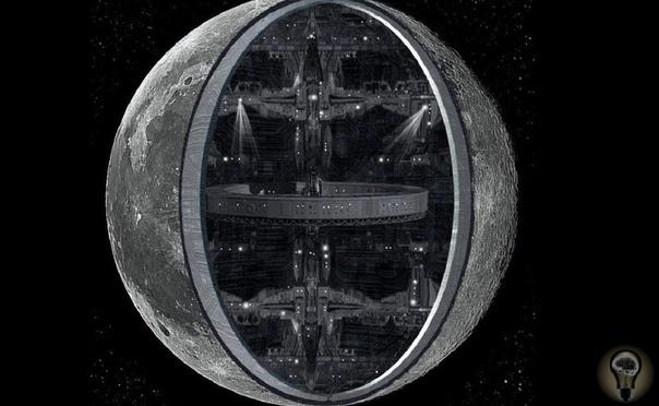Уфологи: Внутри Луны может находиться 300-километровый бункер Спутник Земли давно привлекает внимание исследователей инопланетной жизни. По мнению некоторых уфологов, пришельцы обитают внутри