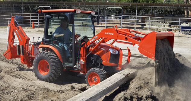 Что такое гидростатический трактор?