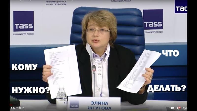 Ювенальная Юстиция в России Доклад Иван Чай ТАСС