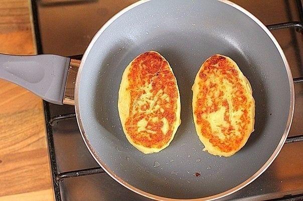 Готовим картофельные зразы с грибами!