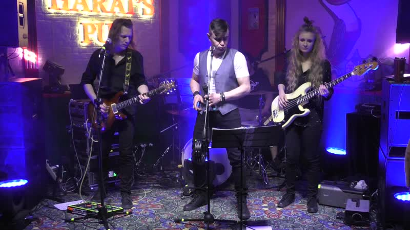 HardPop cover banda - Can't Stop (Red Hot Chili Peppers cover) (Harat's Pub, Брянск, 20.04.2019)