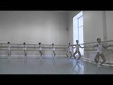 Vaganova Ballet Academy Classical dance Girls, 1st class 2012 Маша Буланова