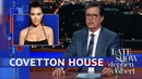Kourtney Kardashian Is Now Stephen Colbert's Competition
