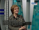 Интервью Галина Окорокова