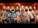The Usos Vs Aleister Black Ricochet Vs Sheamus Cesaro Vs Shinsuke Nakamura Rusev - WrestleMania 35