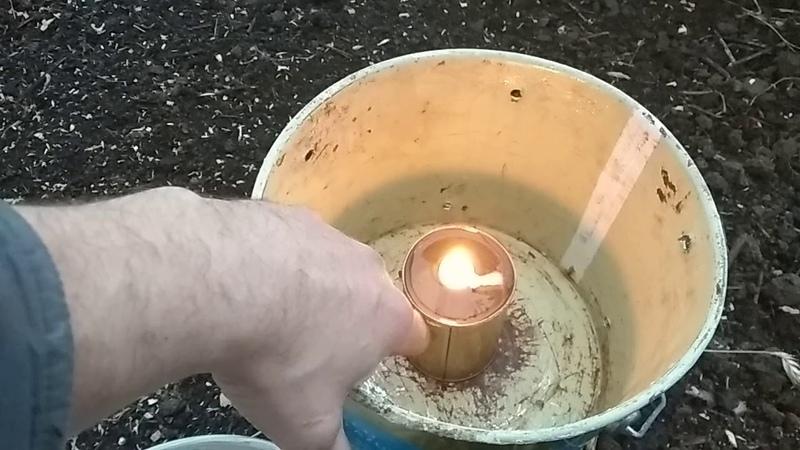 Самое простое и дешёвое отопление для теплиц 25 копеек в час