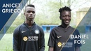 FROM CONGO TO ITALY: LET ME INTRODUCE ANICET AND DANIEL! | INTER U14 - U13