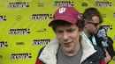 Interview with Jesse Eisenberg on the Red Carpet for The Art Of Self Defense at SXSW 2019