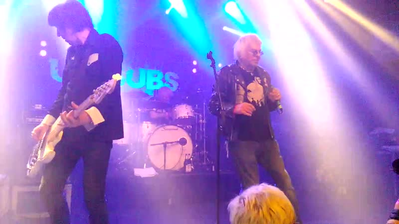 на UK Subs в Берлине SO36 club jun 2019