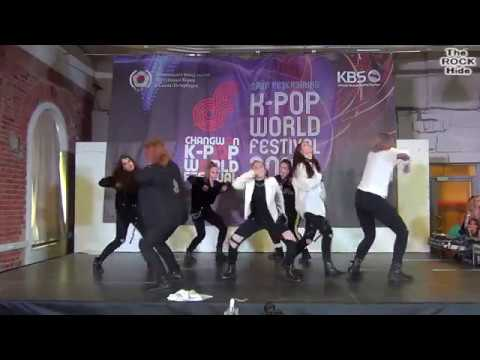 IKON - I'M OK dance cover by K.Pro Unio [K-POP World Festival 2019 (20.04.2019)]