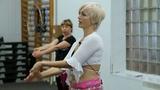 Урок восточного танца. Киев.Преподаватель йоги и восточного танца Ирина Карпенко. 07.10.2017