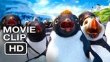 Happy Feet Two #1 Movie CLIP - Robin WIlliams, Fat Chance (2011) HD