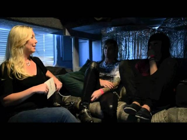 Get Scared Interview F**k You All Tour 2011