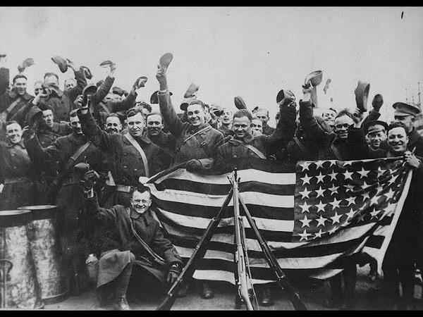 Военное и экономическое положение России в 1918-1919 гг.