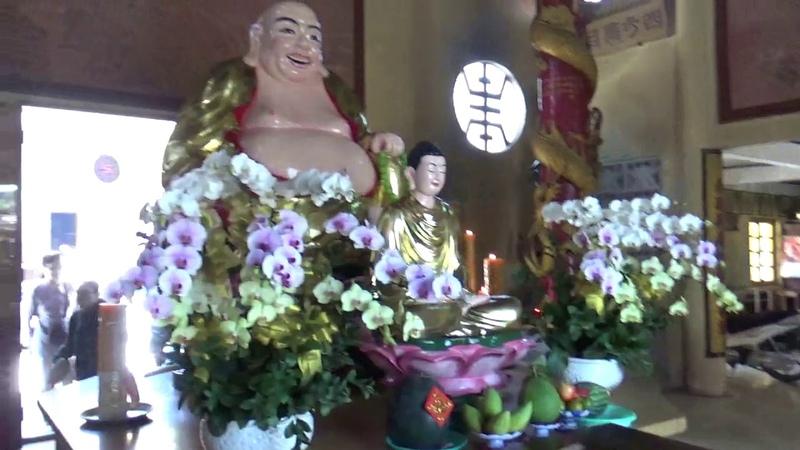 Chùa Tàu - chùa Phật Trầm - Chùa Thiên Vương Cổ Sát ngôi chùa cổ kính bậc nhất ở Đà lạt