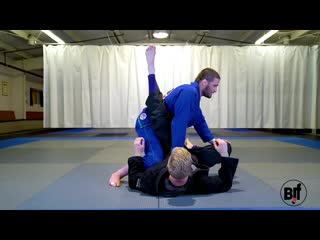 Travis Stevens - HOW TO OPEN THE CLOSED GUARD WITHOUT GETTING SUBMITTED