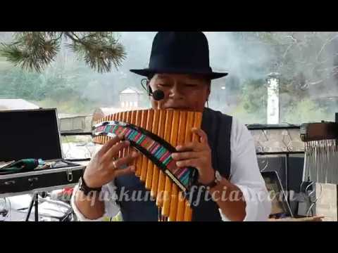 Instrumental - Panflute - HALLELUJAH - Shrek Track - WUAUQUIKUNA