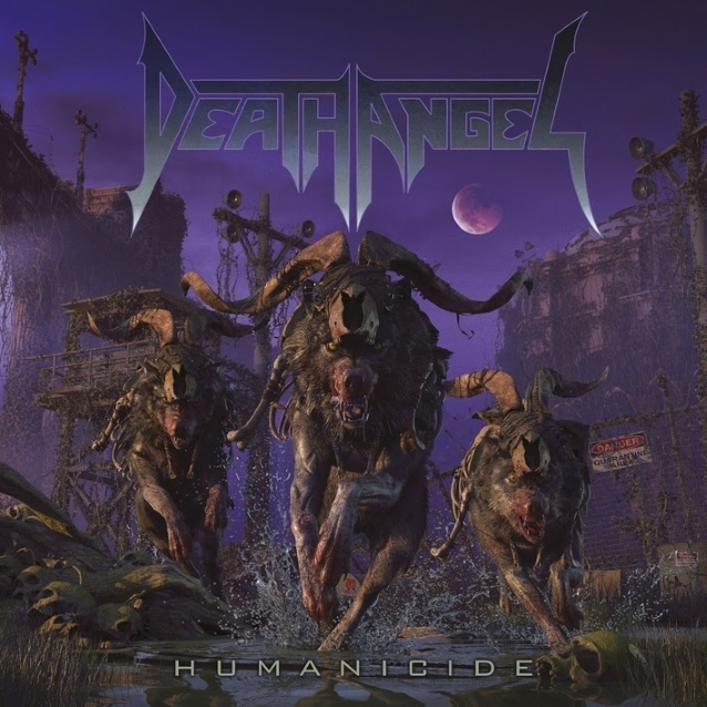 Death Angel - Humanicide (Single)