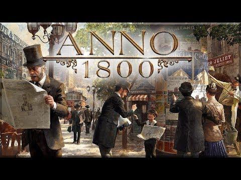 ЭТО ШУТКА на I год Игрыы. Там ANNO 1800 ◈ Yeah! Die Open Beta ist da! ◈ LIVE [GER/DEU]